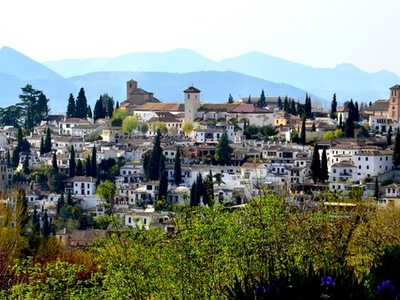 Granada is one of the most beautiful cities in southern Spain